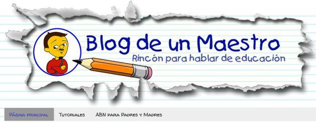 Blog del maestro